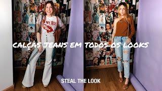 Provados e Aprovados: Calças Jeans em Todos os Looks