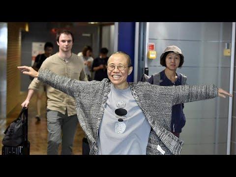 Κίνα: Εγκατέλειψε τη χώρα η χήρα του αντιφρονούντα Σιαομπό…
