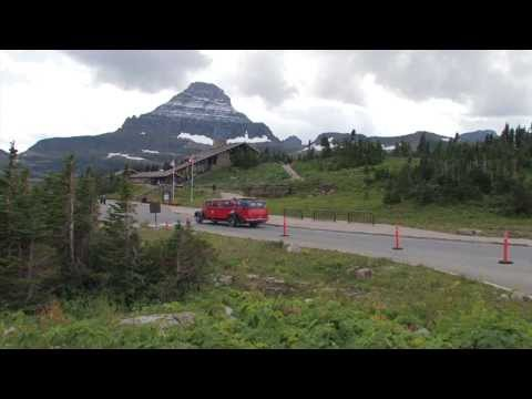 Glacier's Going To The Sun Road, Travel Guide