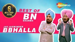 Latest Punjabi Comedy Videos 2017  Best Of BN Sharma & Jaswinder Bhalla 2017  New Punjabi Comedy Video 2017.