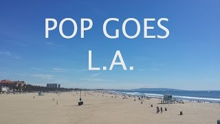 Pop goes LA