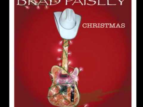 Brad Paisley- Silver Bells