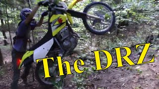 3. The Story of the Suzuki DRZ250