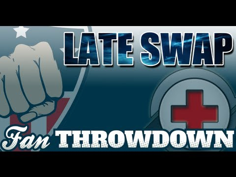 FanThrowdown | How To Use Late Swap | Daily Fantasy Sports