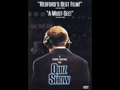 Opening to Quiz Show 1999 DVD