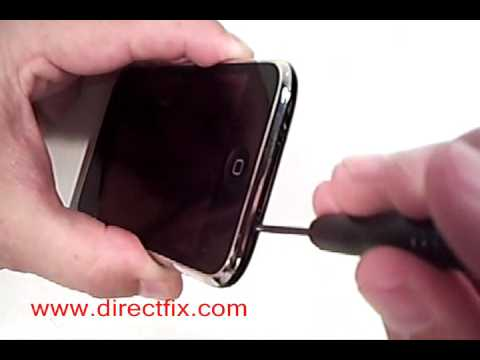 How To: Replace iPhone 3GS Complete Screen | DirectFix.com