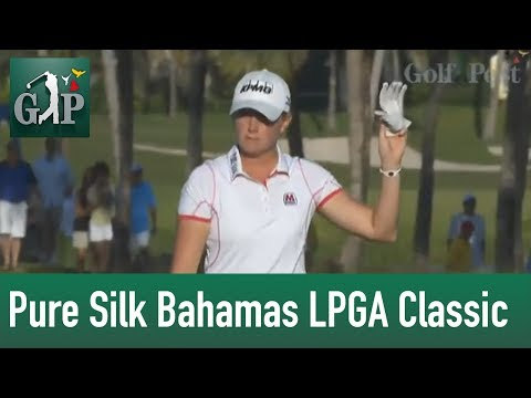 Pure Silk Bahamas LPGA Classic 2014 – Finale