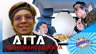 Video Atta Halilintar mengasuh adiknya Qahtan | My Super Baby MP3, 3GP, MP4, WEBM, AVI, FLV Maret 2019