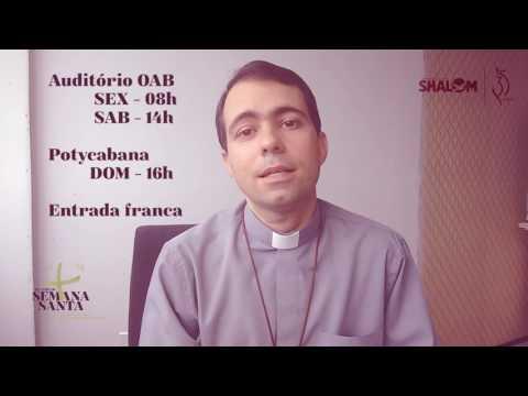 Convite Pe. Denis – Retiro de Semana Santa