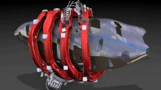 CATIA V6 | Mechanical Engineering | Online collaborative performance on very large data management