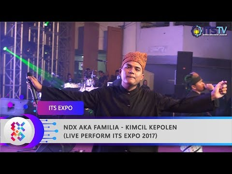 NDX AKA FAMILIA - Kimcil Kepolen Live Perform ITS Expo 2017