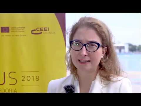"""Entrevista a Alicia Mora Benimeli en Focus Pyme y Emprendimiento """"From startup to Scaleup""""[;;;][;;;]"""