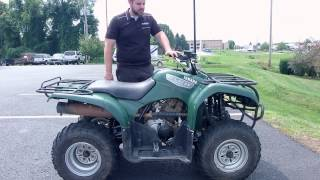 6. 2007 Yamaha Big Bear 250