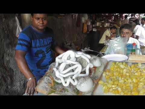 Video Egg Sandwich | Corn Sandwich | Cheese Sandwich | Kolkata Street Food | Tasty Indian Food download in MP3, 3GP, MP4, WEBM, AVI, FLV January 2017