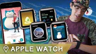 POKÉMON GO FOR APPLE WATCH + BUDDY POKÉMON UPDATES & GO PLUS NEWS by Trainer Tips