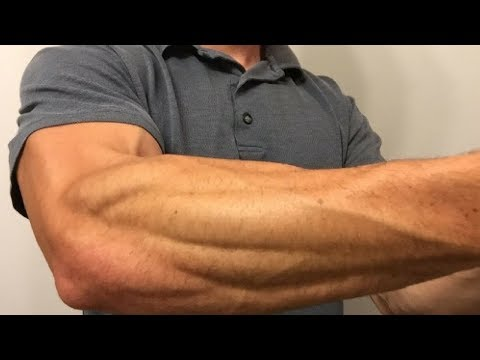 forearm workout with hand grips