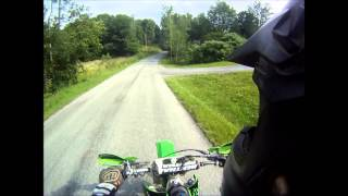 4. Kx450f: Top Speed