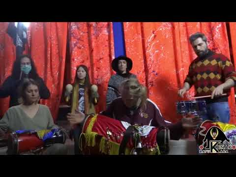 #DrumParade2020. Музыкальная группировка Кенакобатукада