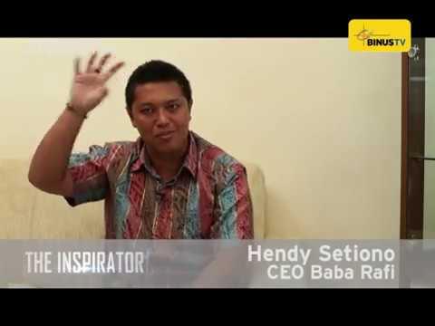 THE INSPIRATOR Episode 07 – Hendy Setiono (Part 2)