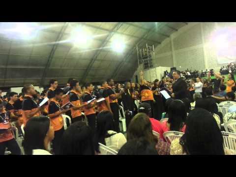 Senhor da Tempestade - 9º Congresso de Jovens em Carpina - IEAD-PE