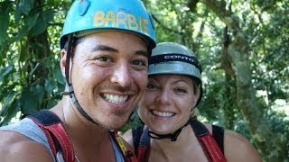 Daintree Australia  City pictures : Zip Lining in the Daintree Rainforest Australia
