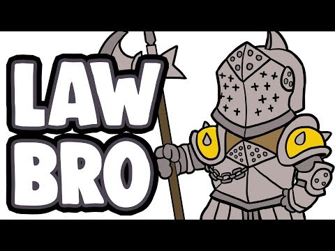 THE LAWBRINGER | For Honor Volcano Guide