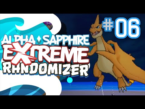 WILD MEGAS!? - Pokémon Alpha Sapphire Extreme Randomizer (Episode 6)