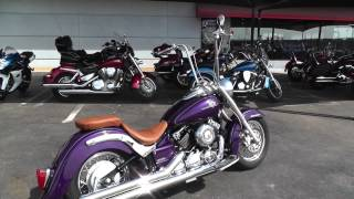 8. 058801 - 2003 Yamaha V-Star 650 - Used Motorcycle For Sale