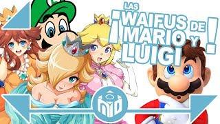 Video Las ENAMORADAS de Mario y Luigi | N Deluxe MP3, 3GP, MP4, WEBM, AVI, FLV Juni 2018
