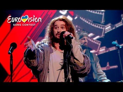 Yurcash – Stop killing Love – Национальный отбор на Евровидение-2018. Второй полуфинал (видео)