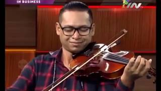 Surat Cinta Untuk Starla - VIRGON (Violin Cover) Cuplikan! by AB Magic Violin Video