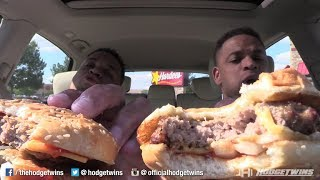 Nonton Eating at Hardee's In Kansas City @hodgetwins Film Subtitle Indonesia Streaming Movie Download