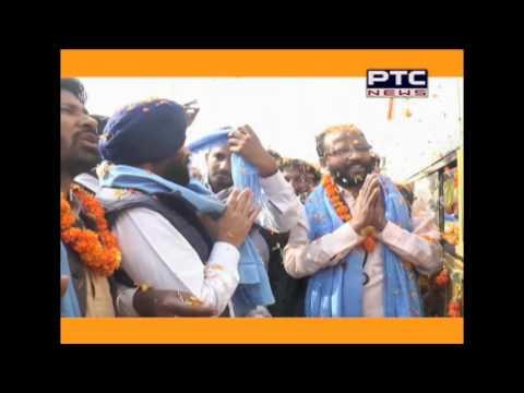 Bhagwan Valmiki Ji Murti Darshan Yatra | Special Report PTC News | Nov 30, 2016