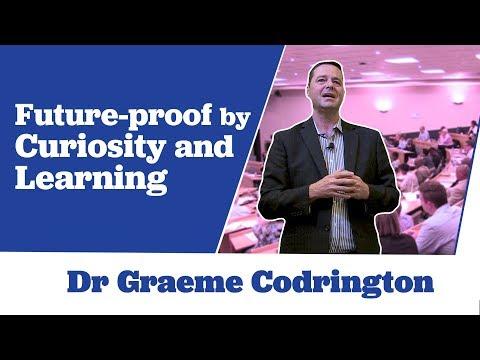 Dr Graeme Codrington on Curiosity and Learning