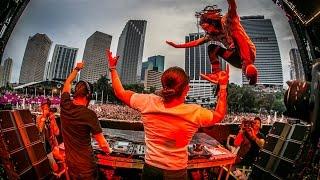 "Dimitri Vegas, Steve Aoki & Like Mike present ""3 Are Legend"" - Live At Ultra 2015 FULL HD SET"
