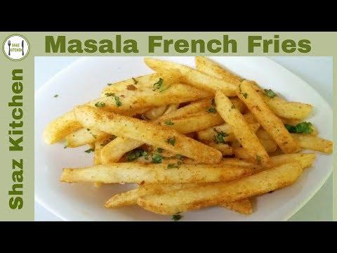 Video Masala French Fries_(Iftaar)Ramadan Recipe(In Urdu/Hindi)How To Make Restaurant Style Masala Fries download in MP3, 3GP, MP4, WEBM, AVI, FLV January 2017