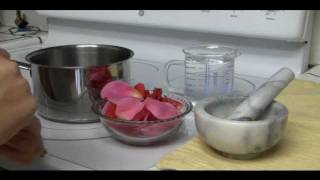 How To Make Rosewater For Skin And Hair Care
