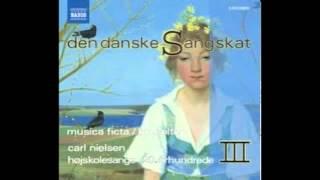 Fo' ajle de små blomster Tekst: Mads Hansen, 1870 Melodi: Hans Hansen, 1869 Fo' ajle di små blomster dæ' dov æ' te' i år,...