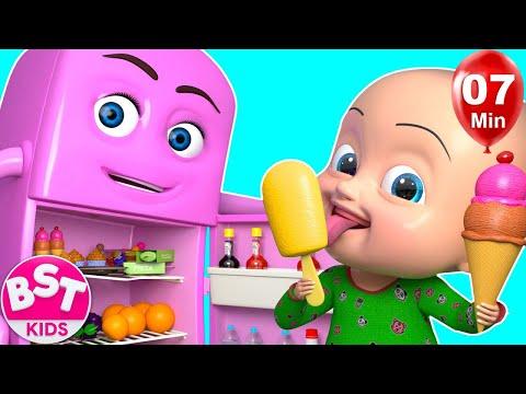 Fantasy Refrigerator & Ice cream + More BST Nursery Rhymes & Kids Songs
