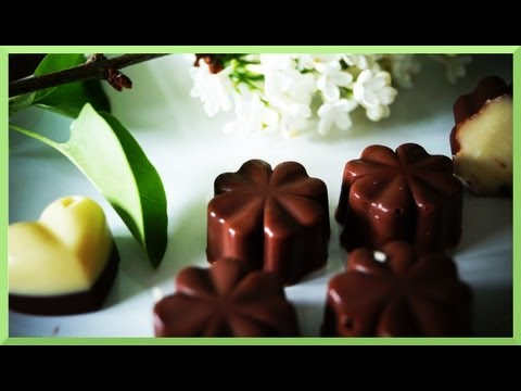 Pralinen selber machen – Batida de Coco Pralinen einfach – in Pralinenform – Anleitung Tutorial DIY
