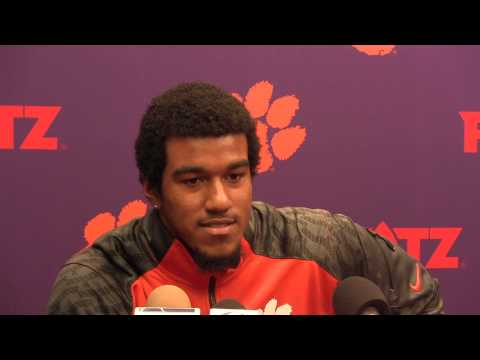 Vic Beasley Interview 10/14/2013 video.