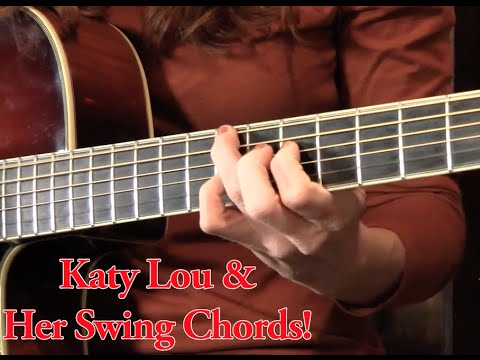 Swing Chords Jingle Bellsguitar Lesson Youtube
