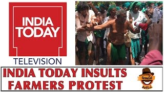 IndiaToday Insults Farmers Protest | TRP Episode #4 | Smile Settai