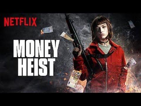 Money Heist - Part 1 | Official Trailer | Netflix