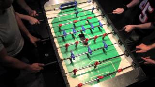O.T.S.A. Ontario Table Soccer Goals FABI Jitz 2011