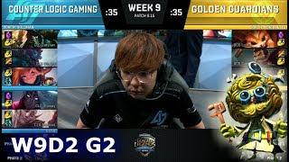 Video CLG vs Golden Guardians | Week 9 Day 2 S8 NA LCS Summer 2018 | CLG vs GGS W9D2 MP3, 3GP, MP4, WEBM, AVI, FLV Agustus 2018