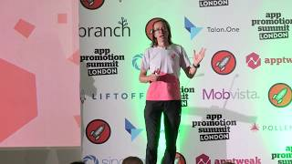 More at http://apppromotionsummit.comVince Darley, VP Growth at Deliveroo spoke at App Promotion Summit London on the topic of 'Keynote Closing Address: The Future of App Marketing'