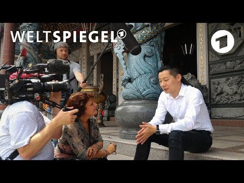 Taiwan: Die Insel auf dem Pulverfass | Weltspiegel