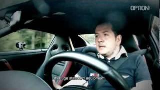 Test Drive Nissan GT-R 2011 (Option Auto)