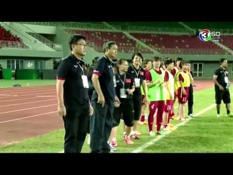 Trọng tài Myanmar thiên vị giúp Thái Lan hạ Việt Nam